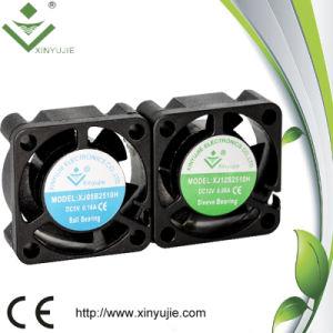 25*25*10mm disponen de ventiladores de 5V DC 12V Soldador Refrigerador Mini motor dc sin escobillas de la lógica de la máquina