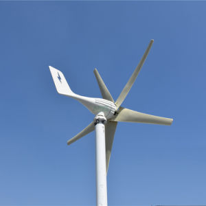 400W 3刃の情報処理機能をもったコントローラとの海洋の/Fishing/Gardenのための小型風力の発電機、