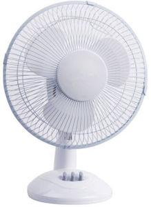 Twee snelheid die de Persoonlijke Ventilator van de Tribune van de Ventilator van de Lijst oscilleren