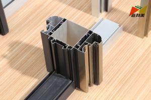 Bureau de style moderne partition profil en aluminium pour cloison