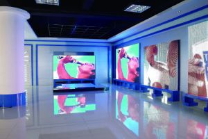 P10 DIP Affichage LED étanche de plein air pour la publicité