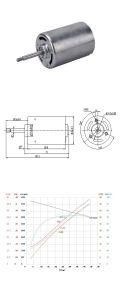 110-230V purificador de aire del motor de CC
