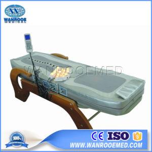 DB104 multifuncional de todo o corpo em Cama de Massagem Jade aquecimento eléctrico