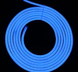 Flessione al neon ultra sottile RGB di CC 24V IP68 SMD 5050 LED della Cina 14.4W/M