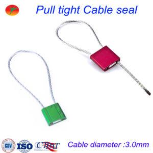 L'alta obbligazione stringe il tipo guarnizioni registrabili del cavo del metallo della guarnizione di tenuta del contenitore della lega di alluminio