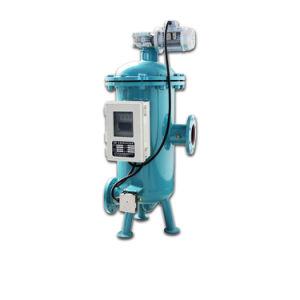 4'' la entrada de aspiración automática Selfcleaning filtros para eliminar los sólidos suspendidos