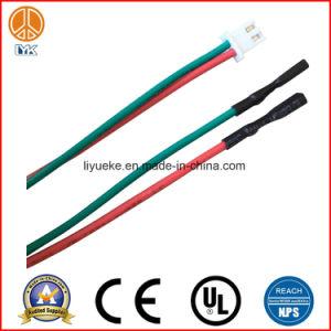 Conecte o fio e o cabo dentro e fora da máquina e equipamento