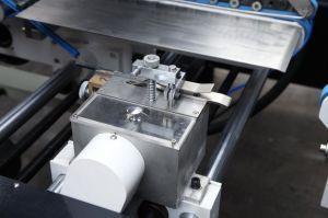 기계 (GK-1800PCS)를 접착제로 붙이는 골판지 케이크 상자