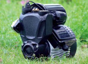 1Jpm HP série eléctrica Self-Priming Bomba periférica com tanque de pressão