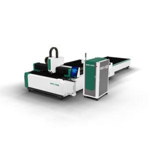 Двойной Exchange платформы Fibre лазерный фреза с IPG ИЛИ-E3015 металлических труб и листов лазерная резка машины