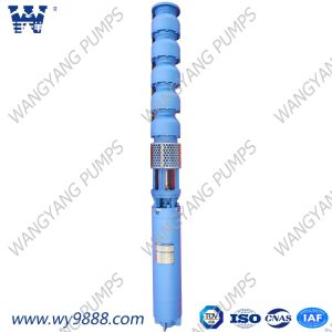 De verticale Pomp Met duikvermogen van het Water van de Turbine diep goed