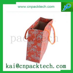Papier imprimé promotionnel sac d'emballage de cadeaux pour les chaussures des aliments