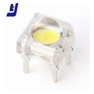 LED 5mmの4pinピラニアの極度の変化ドーム広角の極度の明るいLEDs