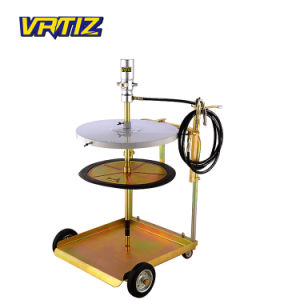 Pomp de op wielen die van het Vet met Kar (G220-R004-940) wordt geplaatst
