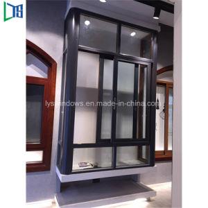 マルチ機能アルミニウム二重ガラスの緩和されたガラスのスライディングウインドウ