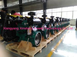 De Dieselmotor 4BTA3.9-G1 van Cummins van Dcec voor g-Aandrijving de Reeks van de Generator met Mechanische Gouverneur