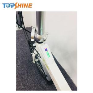 La E-Bici multifunzionale piegante rende il vostro scatto più comodo