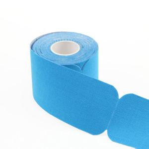 Suave y transpirable fuerte elasticidad cinta Kinesiología deportiva