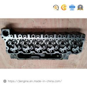Block 3943627/3957386의 Dcec Dongfeng Cummins Isbe-6D Qsb5.9 Diesel Engine Cylinder Head