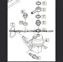 Fpt Iveco Nef67 F4g F4c F5c 332/Z0342 332-Z0342 332z0342를 위한 Jcb Genset G144qx G175qx G220qx G160rx G200rx 연료 경쾌한 리듬 펌프