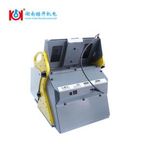 Pantógrafo electrónico automático, y el hoyuelo de la máquina de clave de seguridad