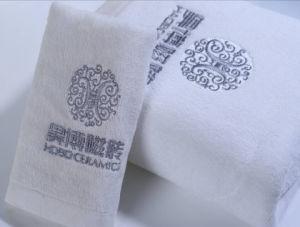 OEM Pantoffels van het Hotel van het Fluweel van de Fabriek de Glanzende Gouden Eenmalige