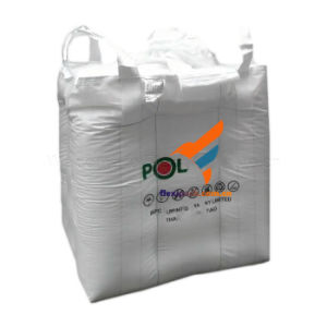 Sacchetto enorme tessuto pp del Virgin di vendita per la polvere Chemial del PVC