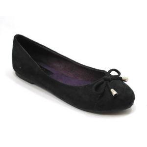 Confort Textile doux ballerine Lady Fashion Lady des chaussures plates