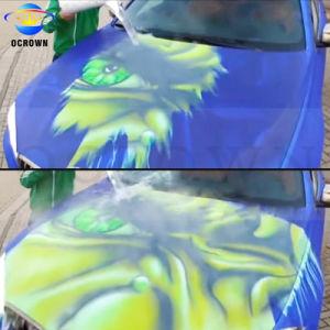 Изменение цвета Порошок Thermochromic температуры Термочувствительных пигмент ткань