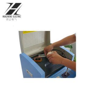 O óleo de isolamento do transformador portátil automática perda dielétrica Tan Delta Testar