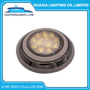 Moderno de alta potencia LED Venta caliente de la luz de la piscina bajo el agua