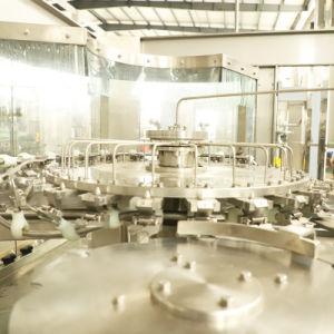 Macchina di coperchiamento imbottigliante di riempimento della macchina imballatrice dell'acqua liquida automatica della spremuta