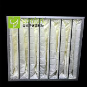 95% синтетического волокна Pocket воздушный фильтр для системы отопления