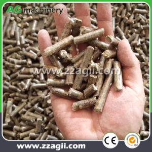 Pallina della biomassa che rende a riga segatura la macchina di legno della pallina