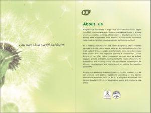 Extrato de alcachofra, Cynarin 2,5%-10% UV, ácido Chlorogenic 5% a HPLC