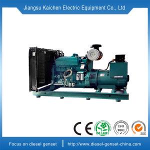 新しい空気によって冷却される30kw携帯用ディーゼル発電機の電気発電機の価格
