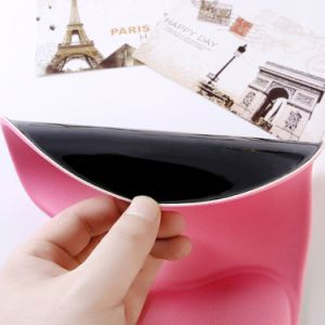 Eco-Friendly Mouse pad de repouso de Pulso