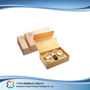 인쇄된 서류상 패킹 화장품 또는 향수 또는 메이크업 포장 상자 (xc-hbc-013)