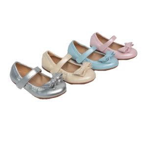 Hand-Made Vintage Chaussures à semelle souple enfants Princesse classique de la chaussure