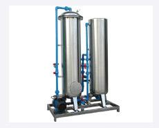 水軟化剤機械