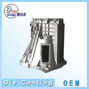 Aleación de aluminio Zinc-Alloy OEM y fundición de piezas en China