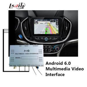 Plug&Play Android 6.0 Interface vidéo de navigation pour l'Enclave de Buick / Encore / Envision / Verano / Regal / jeu de crosse