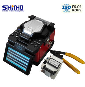 Macchina d'impionbatura ottica della fibra di Shinho X-97 simile alla macchina d'impionbatura di Fujikura Sumitomo