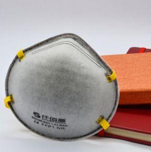 Ffp1 Standard Respiractor partículas máscara de pó cinzento