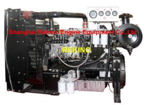 De Dieselmotor Stationary van Lovol 1006-6tz voor Water Pump