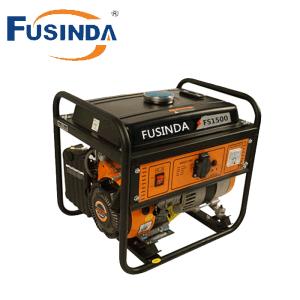 Fusinda 1Квт бензиновый генератор с CE/GS сертификат (FS1500)