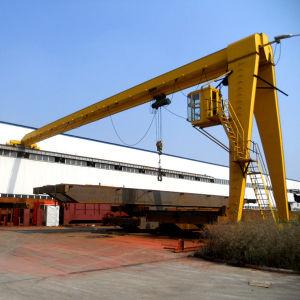 Semi Gantry Model Workshop Gantry Crane Machine Made en China