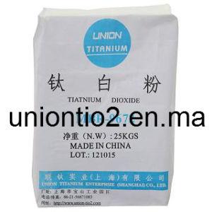 Het Dioxyde van het Titanium van het Type van Rutiel van het Proces van het chloride (9672)