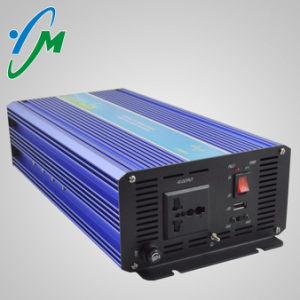 Чистая синусоида солнечной инвертирующий усилитель мощности 1500 Вт