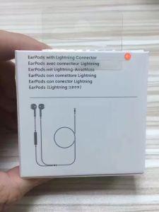 Iphon mobile d'origine Ecouteur pour iPhone7/8 avec micro et télécommande